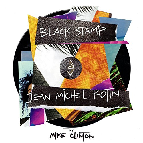 Black Stamp - Jean Michel Rotin by Mike ()