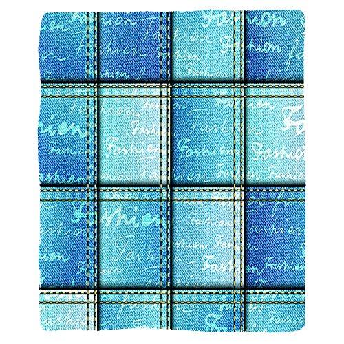 90 In Denim Blue Jean - 4