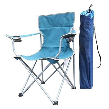 BHH-Outdoor folding chair Al Aire Libre Portátil Silla ...