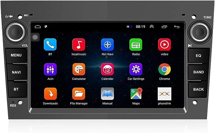 Android Autoradio 2 Din Autoradio Für Opel Iastra Elektronik