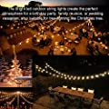 Outdoor String Lights LED and Plastic 2 Pack