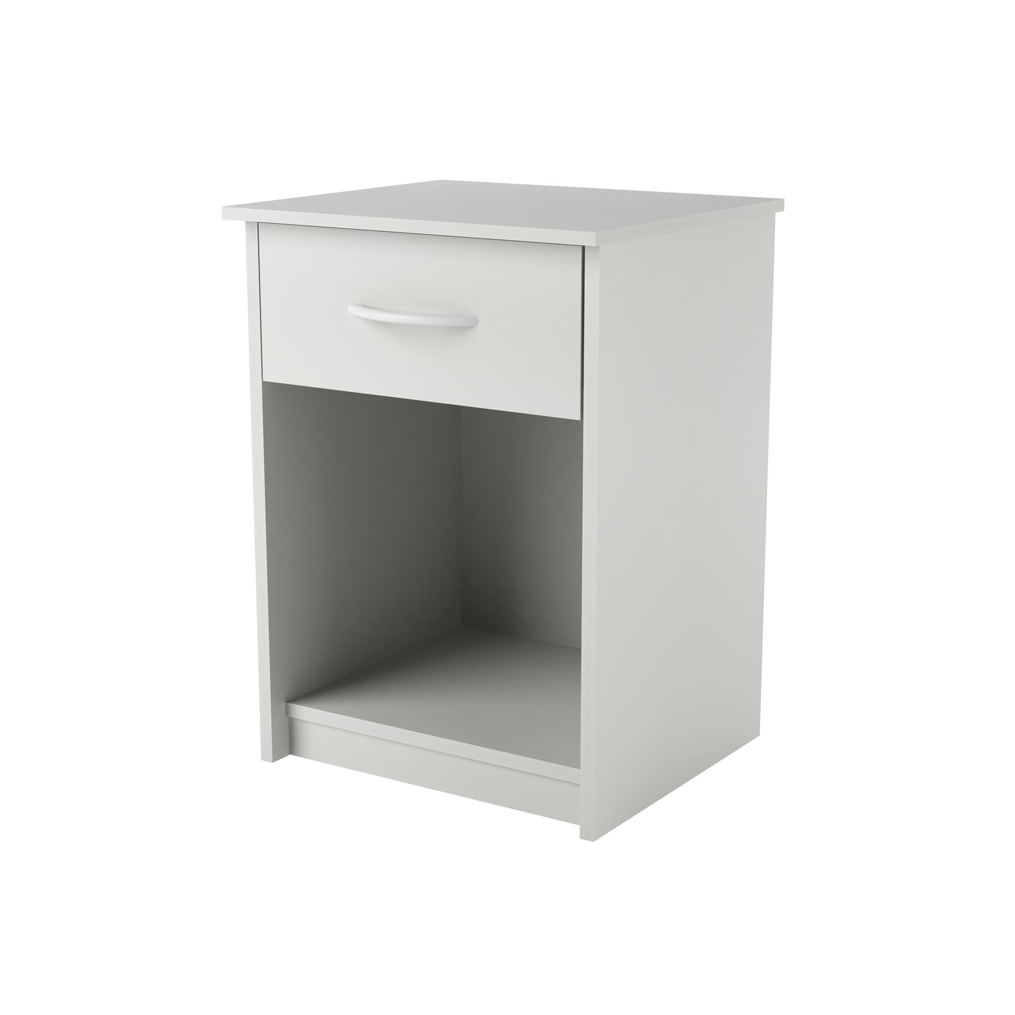 Ameriwood Home  Core Nightstand, White by Ameriwood Home
