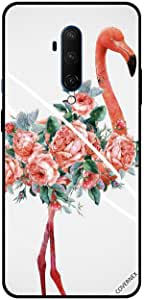 For OnePlus 7T Pro Case Cover Flamingo Circle Ring