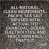 Hawaiian Black Lava Sea Salt - All-Natural