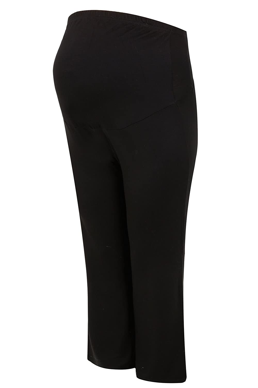 Women's Plus Size Bump It up Maternity Yoga Pants with Control Panel