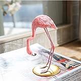Fenicottero rosa accessori statue in resina immigoo for Fenicottero arredamento