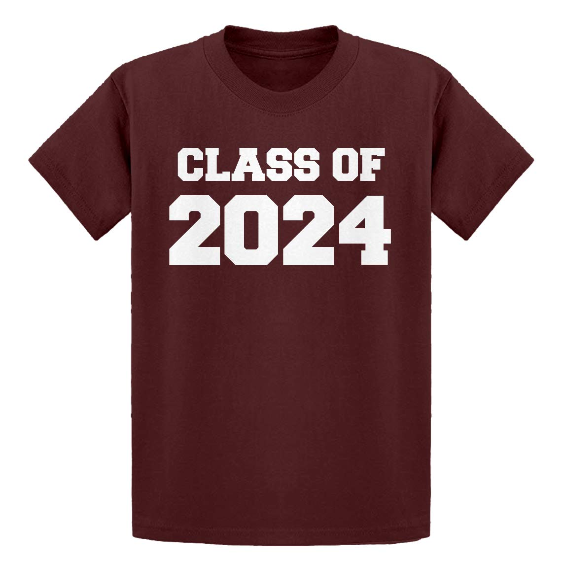 Indica Plateau Youth Class of 2024 Kids T-Shirt