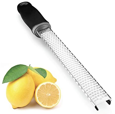 Lemon Chocolate Fruit Grater Kitchen Rectangle Stainless Steel Cheese Grater