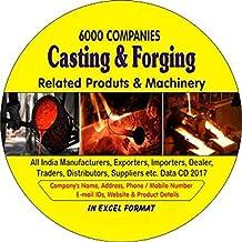 Casting & Forging Companies Data