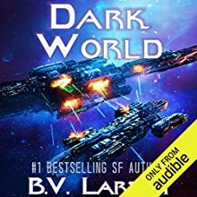 Dark World: Undying Mercenaries, Book 9 Audiobook by B. V. Larson Narrated by Mark Boyett