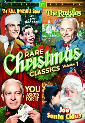 Rare Christmas TV Classics: Volume 1 (Black & White)