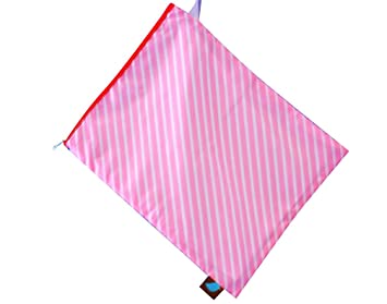 Waterproof Machine Washable Wet Bag Great For Diapers Swimsuits Gym Clothes Travel