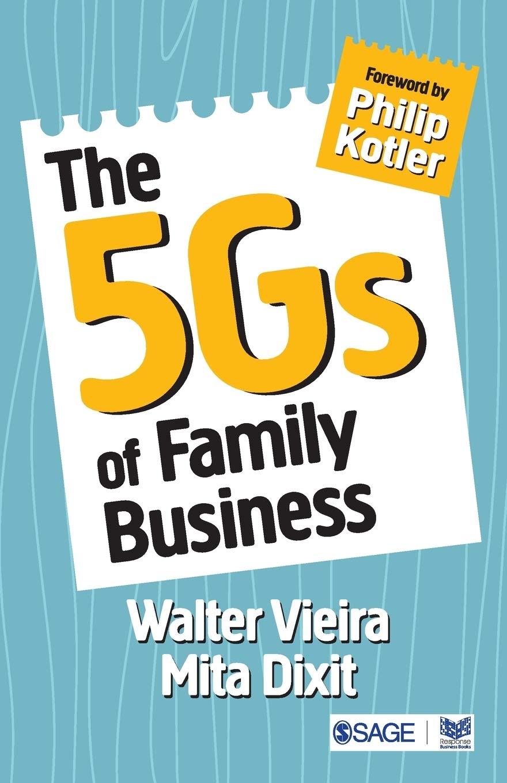 The 5Gs of Family Business: Amazon.es: Vieira and Dixit, Walter and Mita: Libros en idiomas extranjeros