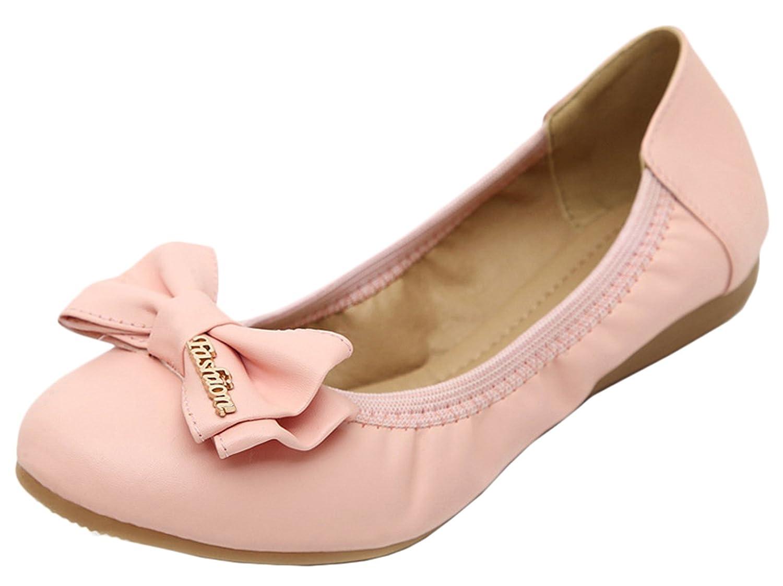 Tidecloth Women's Driving Shoes Simple Flats Shoes