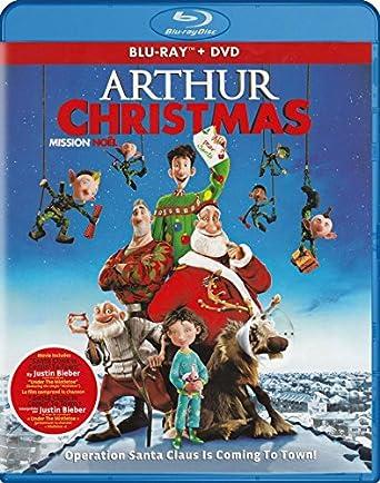 arthur christmas blu ray dvd - Arthur Christmas Dvd