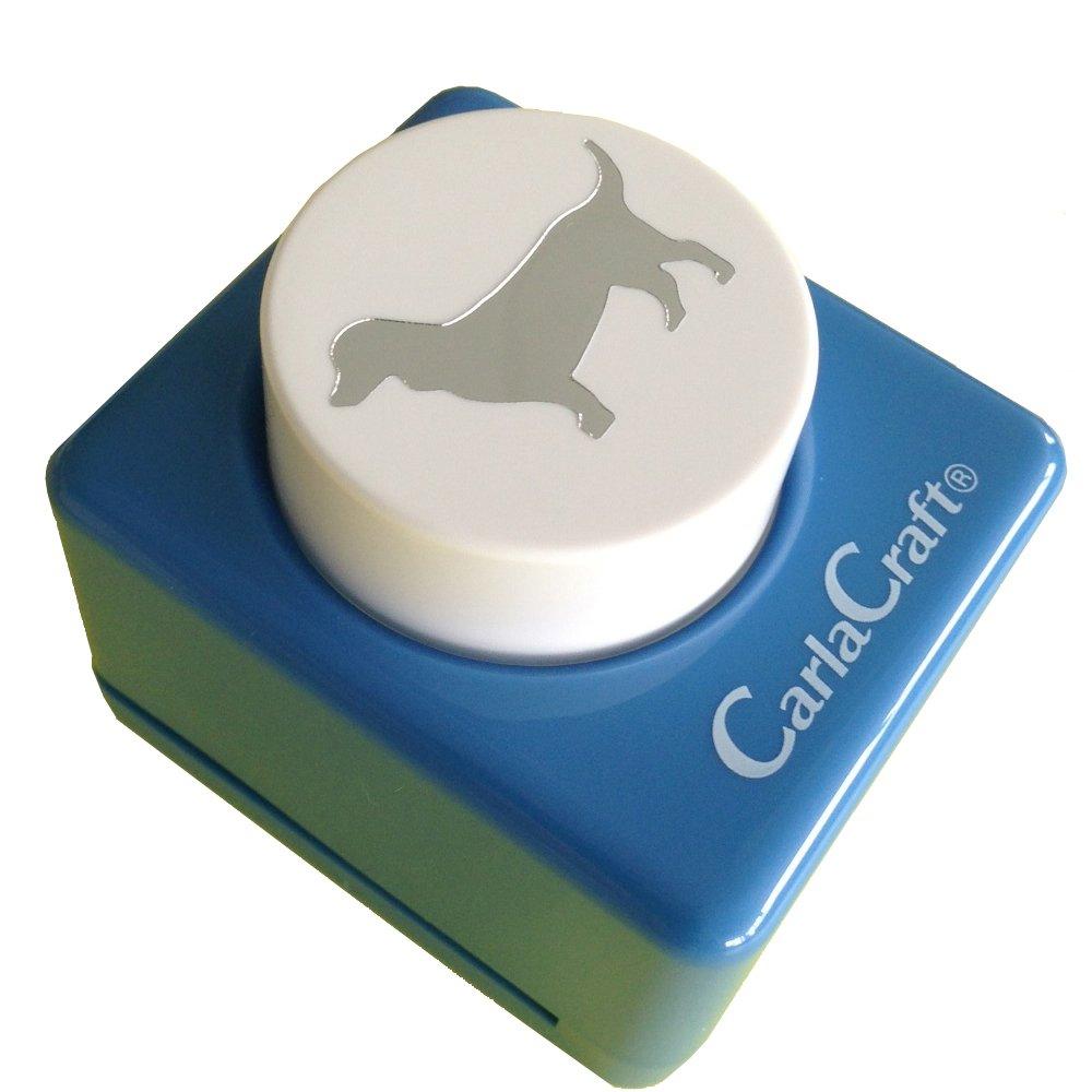 Carl Craft Craft Paper Punch, Dachshund (CP-2 Ducks Hun)