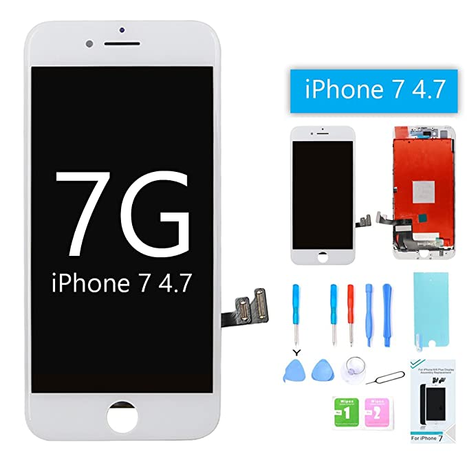 amazon com for iphone 7 screen replacement lcd display 2018 new rh amazon com Assembly Food Guide Wagon Assembly Guide