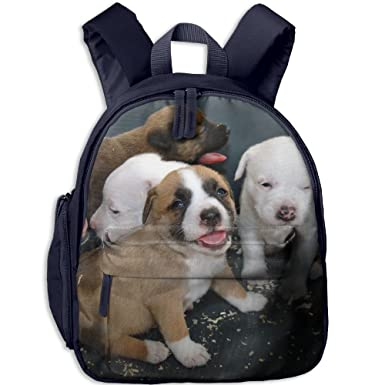 6f46758edbc Dog Family 3D Print DIY Student Schoolbag Zipper Bookbags Book Bags Backpack  For Teen Girls Boys