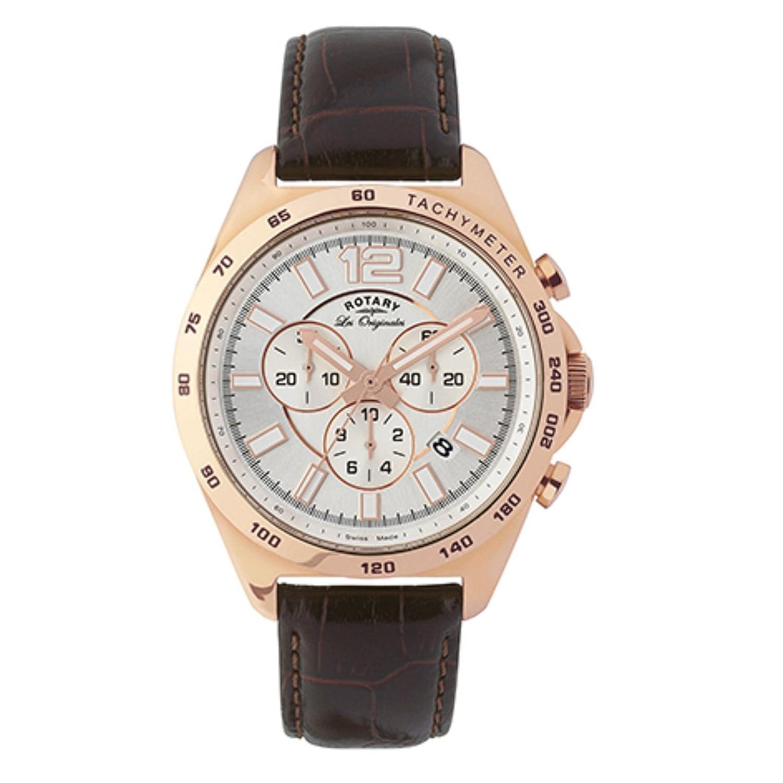 Rotary Herren LES orignales Rose Chronograph Produkt Code: gs90073-06 Rose Chronograph Produkt Code: gs90073-06