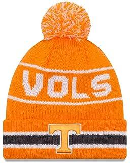 b3ba2c0fdd05bf New Era Tennessee Volunteers College Vintage Select Knit Pom Beanie - Texas  Orange,