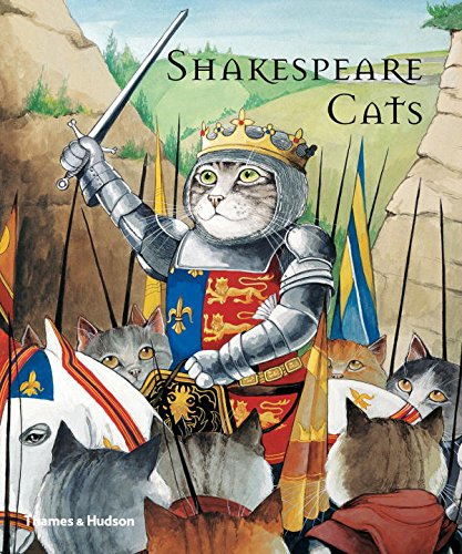 Shakespeare Cats (Cats Galore A Compendium Of Cultured Cats)