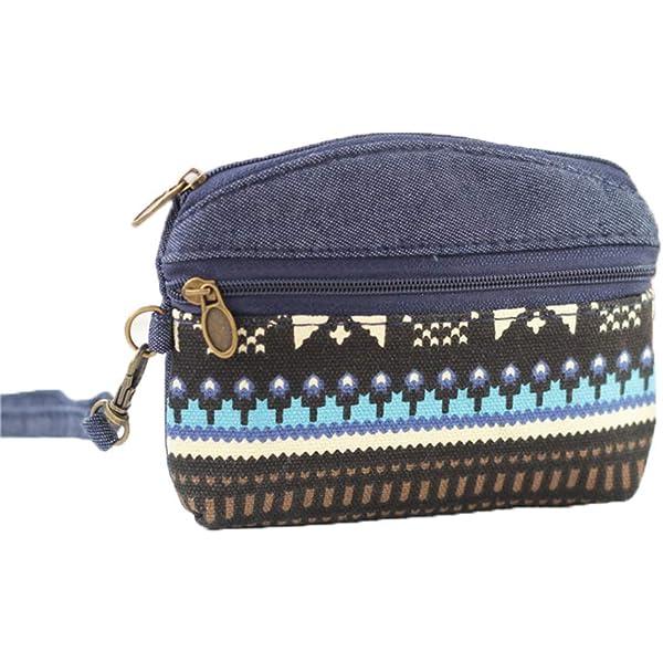 Doitsa Juego de 4pcs pequeño - bolso de tela para mujer niña ...