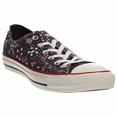 2325964a00d6 Converse Chuck Taylor All Star Women s Fireworks Studs Red White Blue Ox  547298F (Mens 4