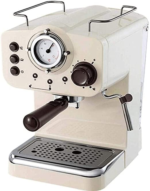 JYDQT Cafetera, Latte Maker y Cappuccino Maker, Viene con Espuma ...