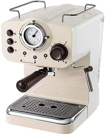 TWDYC Cafetera, Latte Maker y Cappuccino Maker, Viene con Espuma de Leche Apta for lavavajillas, Capacidad for Tomar café: Amazon.es: Hogar