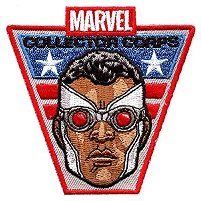 Marvel Funko Collector Corps Falcon Exclusive Patch: Toys & Games