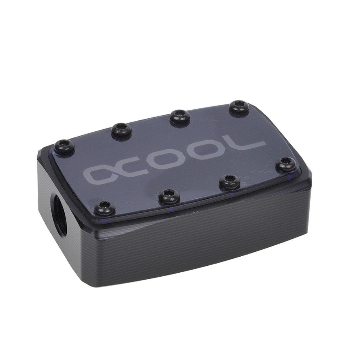 Alphacool GPX SLI Connector, Dual, Acetal, Black