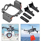 O'woda Mavic 2 Drone Airdropper Clip Payload Delivery Transport Device Wedding Drone Fishing Bait Search & Rescue Tool…