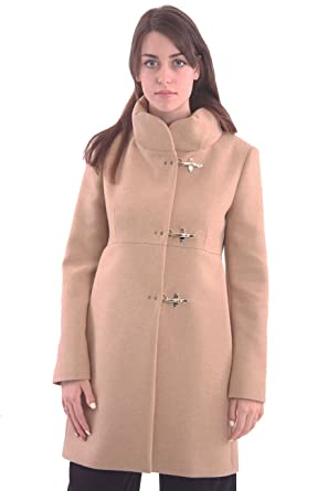 Fay Romantic Mantel Beige Damen Taglia Xl Amazonde Bekleidung