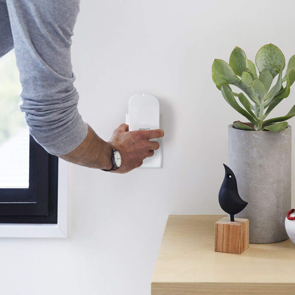 eero Beacon– Advanced Mesh WiFi System Wireless Add-on with Simple Wall Plug-in Design with Nightlight to Extend eero Networks – Replaces Range Extenders by Eero (Image #4)