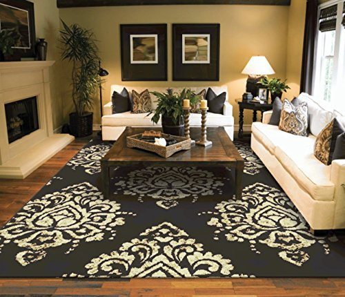 Contemporary Rugs Hallway Runner Flower product image