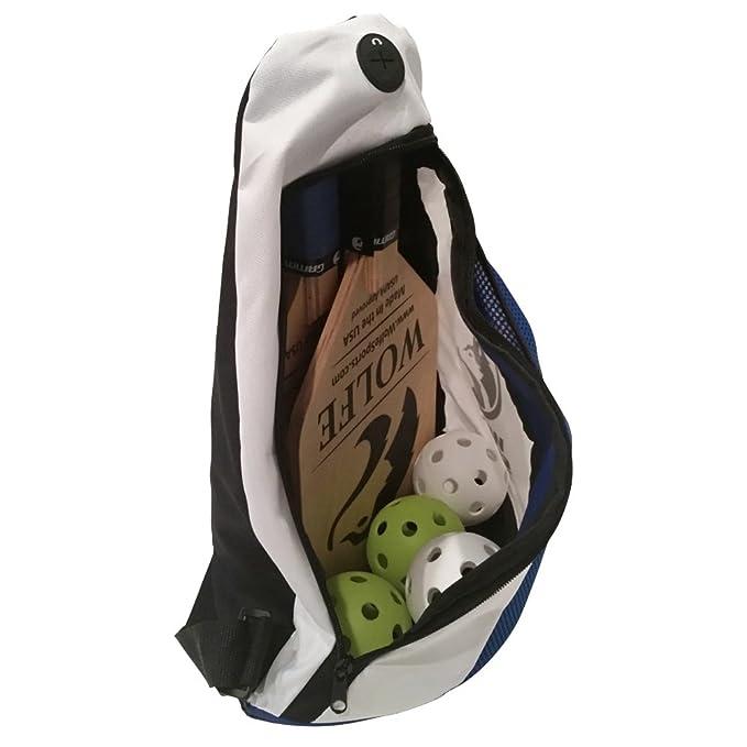 Amazon.com: Wolfe bolsa deportiva bandolera para pá ...