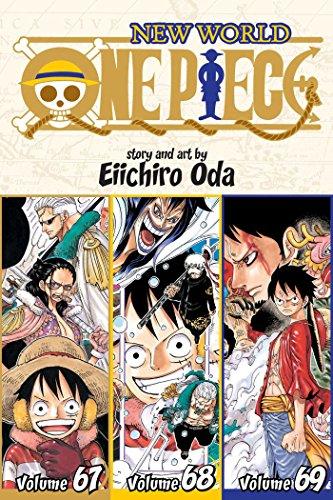 One Piece (Omnibus Edition), Vol. 23: Includes vols. 67, 68 & 69 [Eiichiro Oda] (Tapa Blanda)