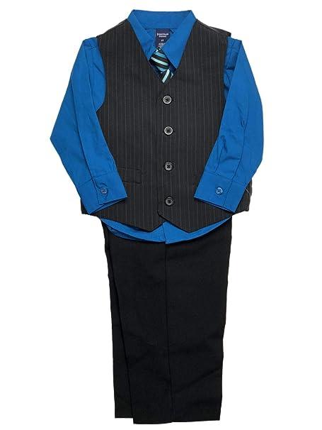 Amazon.com: Jonathan - Traje de vestir para niños con rayas ...