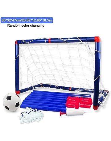 LIOOBO Kids Soccer Net Kids Football Net Football Door Kids Outdoor Training Door Game Toy