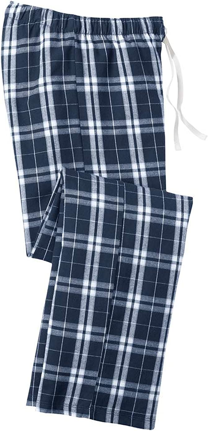 Nayked Apparel Mens Ridiculously Soft 100/% Cotton Drawstring Flannel Pants