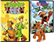 Lego Scooby: Haunted Hollywood DVD & The Creepy Carnival Scooby-Doo Lego Figure Bundle Mystery Inc. set Double Feature from WarnerHomeVideo