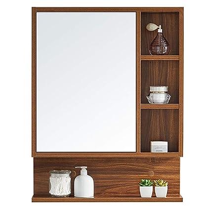 Armadio Camera Da Letto Con Specchio.Armadietti A Specchio Mobile Bagno Con Specchio Con Anta Armadio