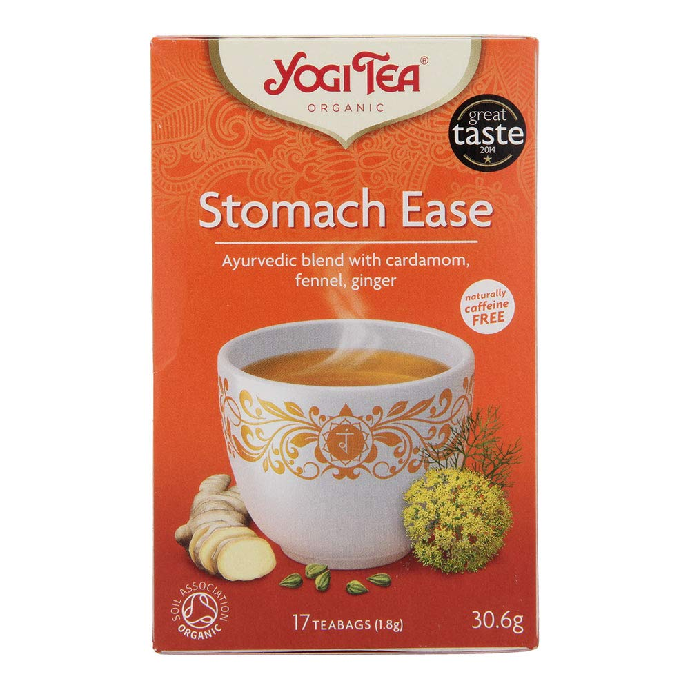 Yogi Tea Stomach Ease Organic 30g