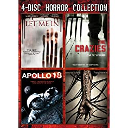 Theatrical Horror 4 Dvd Set
