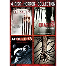 Theatrical Horror 4 Dvd Set (2013)