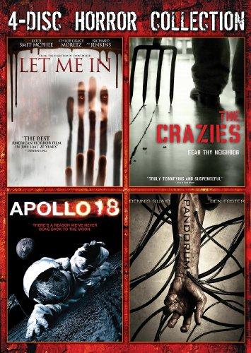 Overture Set - Theatrical Horror 4 Dvd Set