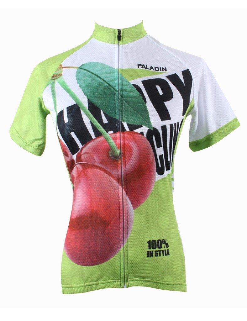 LAOYOU チェリー レディース サイクリング ジャージ サイズXS から 6XL 6X-Large=US SIZE XXXX-Large  B01EUHTTD2