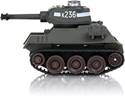 Top 10 Best Remote Control Tanks Battle (2021 Reviews & Buying Guide) 9