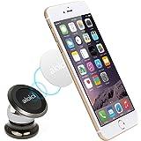 ALOICI Universal Handy Halterung Auto Magnet, 360 °Einstellbare Smartphone Halter mit superstarkem Magneten für iPhone 8/7Plus/7/6/6s X und Huawei Galaxy S8 / S7 / S6 usw GPS-Gerät