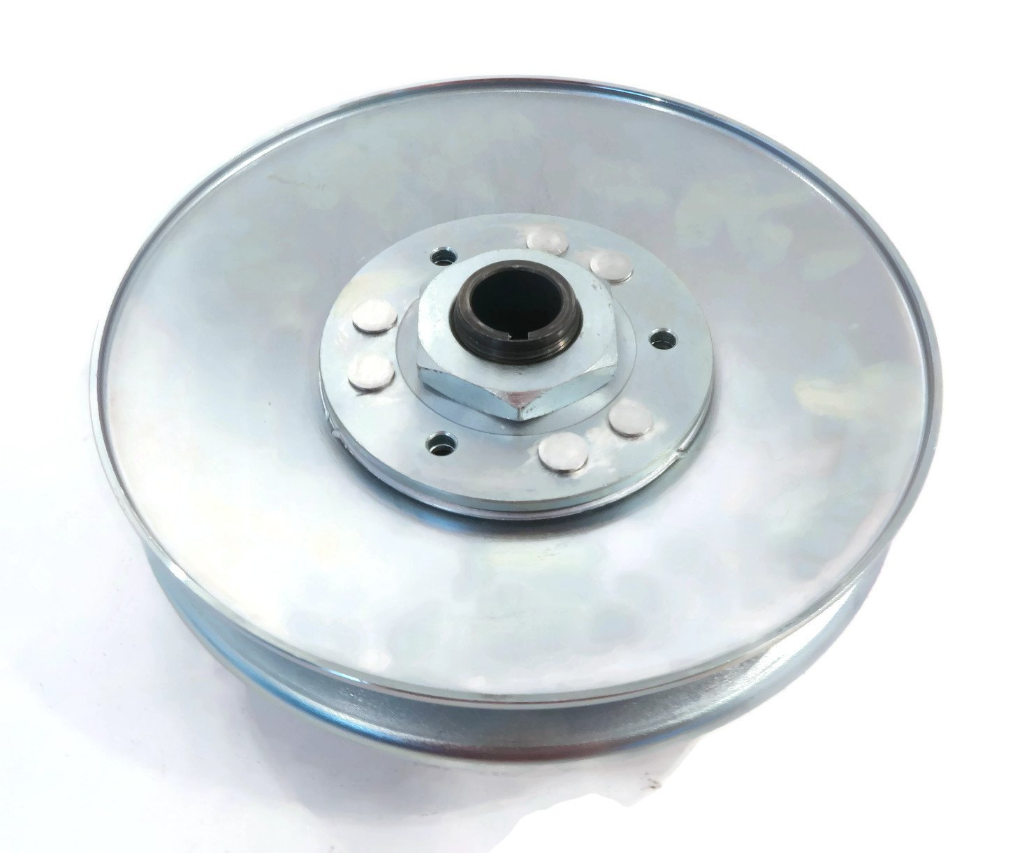 The ROP Shop New Gas Driven Clutch fits Club Car 1984-1996 DS Carryall Turf 1, 2, 6 Salsbury by The ROP Shop (Image #5)